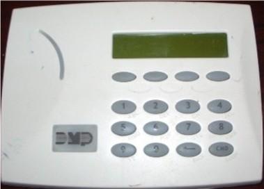 alarm manuals rh intruderalert net XL-31 FBI Alarm Panel Burglar Alarm System FBI
